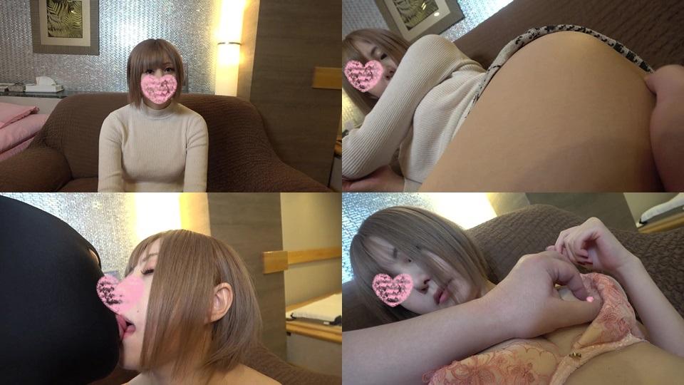 FC2 PPV 1765021 初撮り♥️金髪ショートの色白美巨乳に一度きりのメロメロの種付けSEX!!【個人撮影】
